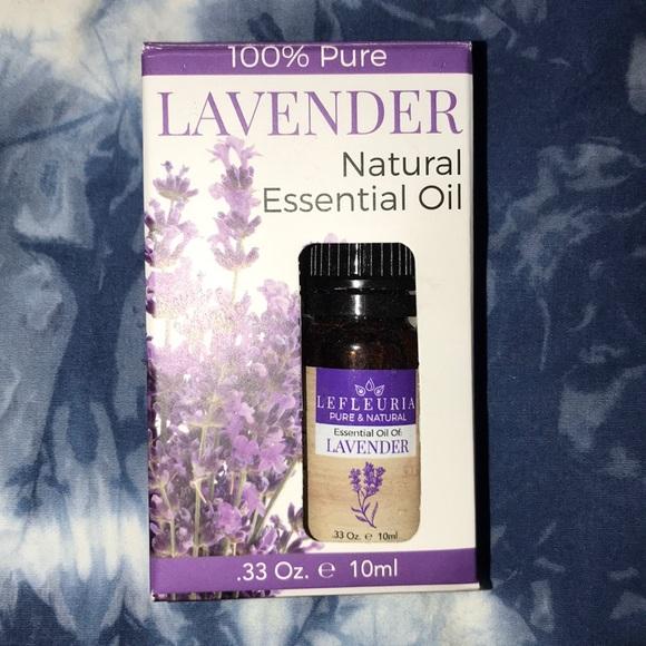 Other Lefleuria Pure Natural Lavender Essential Oil Poshmark